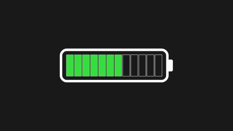 Bateria carregando