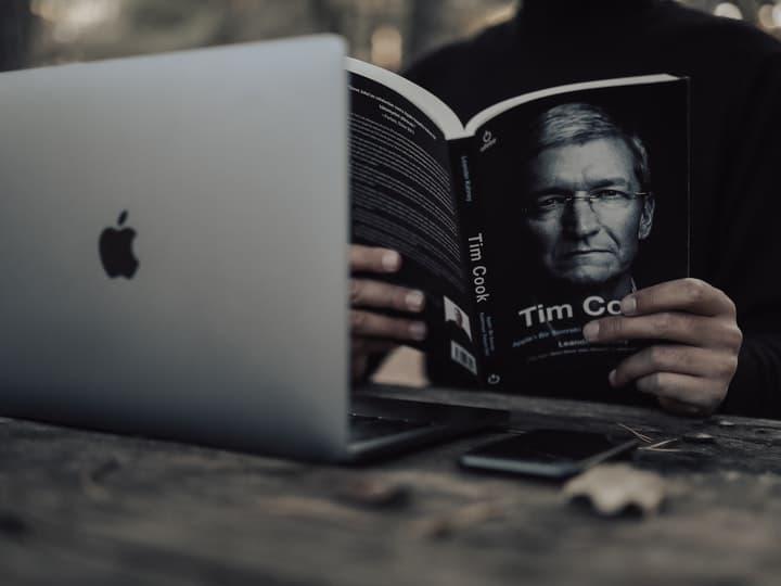 Escrever biografia