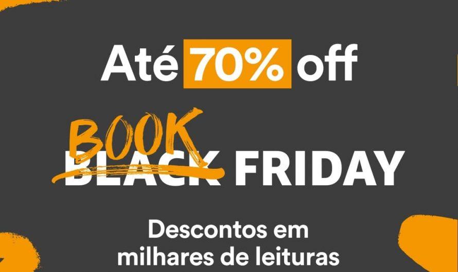 Book Friday 2021 tem até 70% de desconto em milhares de títulos na Amazon de 19 a 22 de agosto